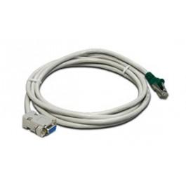 Câble pour la connection de la balance à l'ordinateur.